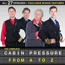 Cabin Pressure: A-Z: The BBC Radio 4 airline sitcom: Written by John Finnemore, 2015 Edition, (Unabridged) Publisher: BBC Physical Audio [Audio CD]