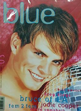 (Not Only) Blue #3 ((Not Only) Blue, February 1996)