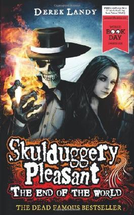 Skulduggery Pleasant: The End of the World