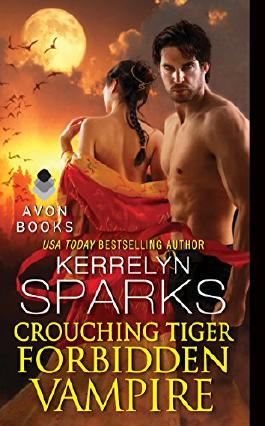Crouching Tiger, Forbidden Vampire (Love at Stake Book 16)