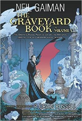 The Graveyard Book Graphic Novel - Volume 1