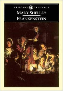 Frankenstein (The Folio Society)