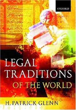 Legal Traditions of the World: Sustainable Diversity of Law