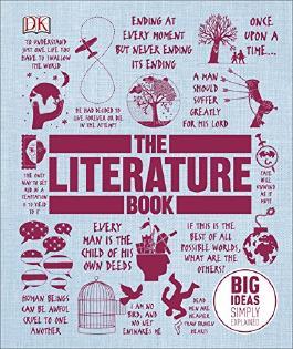 The Literature Book (Big Ideas)