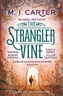 The Strangler Vine: The Blake and Avery Mystery Series (Book 1) (Blake & Avery)