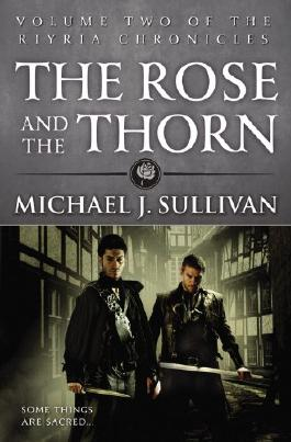 The Rose and the Thorn (Riyria Chronicles)