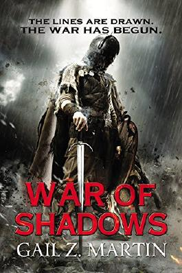 War of Shadows (Ascendant Kingdoms Saga)