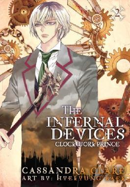 Clockwork Prince - Manga