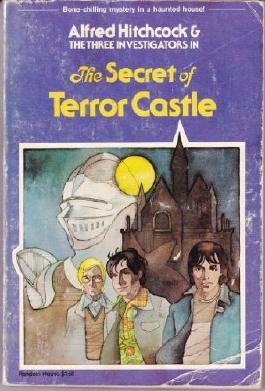 The Secret of Terror Castle (Alfred Hitchcock and The Three Investigators)