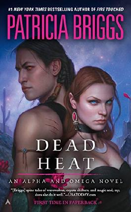 Dead Heat (Alpha and Omega Novels)