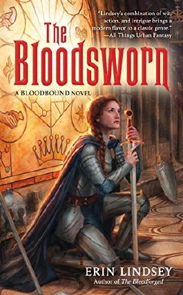 The Bloodsworn (Bloodbound Novel)