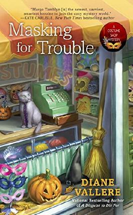 Masking for Trouble (Costume Shop Mystery)