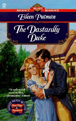 The Dastardly Duke (Signet Regency Romance)