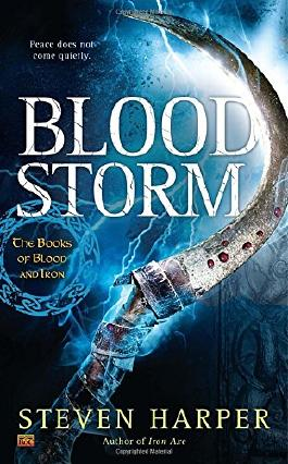 Blood Storm (Books of Blood and Iron)
