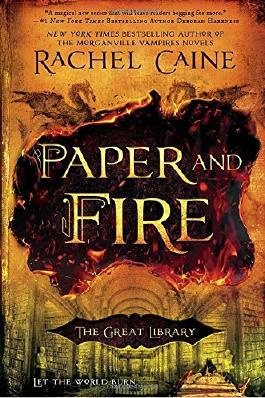 Paper and Fire (Great Library)