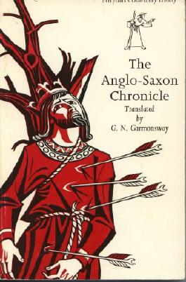 Anglo-Saxon Chronicle (Everyman's University Paperbacks)