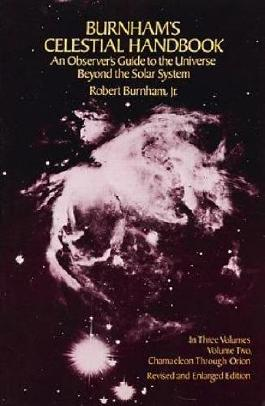 Burnham's Celestial Handbook: An Observer's Guide to the Universe Beyond the Solar System, Vol. 2