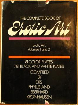 Complete (The) Book of Erotic Art