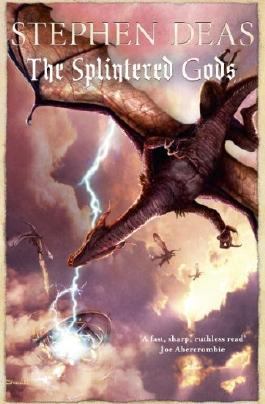 The Splintered Gods (Memory of Flames Book 6)