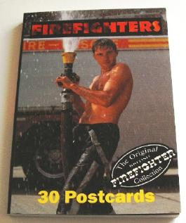 Fire Fighters (Postcards)