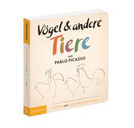 Vögel & andere Tiere mit Pablo Picasso