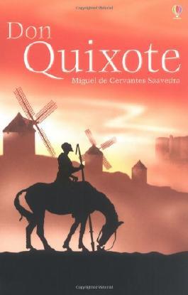 Don Quixote (Usborne classics)