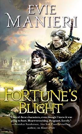 Fortune's Blight (Shattered Kindoms)