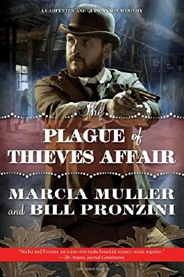 The Plague of Thieves Affair (Carpenter and Quincannon Mysteries)