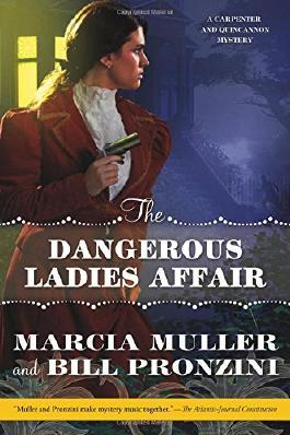 The Dangerous Ladies Affair (Carpenter and Quincannon Mysteries)