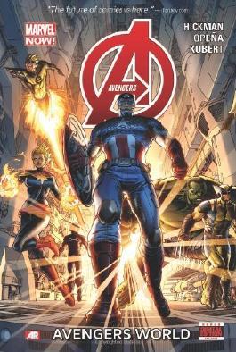 Avengers, Vol. 1: Avengers World (Marvel NOW!)