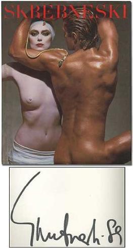 Skrebneski: Black White and Color : Photographs : 1949-1989