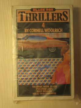 Thrillers - The Bride Wore Black, Phantom Lady, Rear Window, Waltz into Darkness (A Black box thriller - No 4)