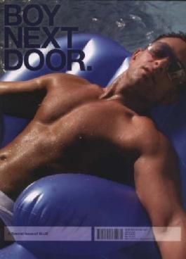 Blue Magazine: Boy Next Door