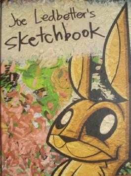 Joe Ledbetter's Sketchbook