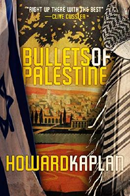 Bullets of Palestine (The Jerusalem Spy Series Book 2)