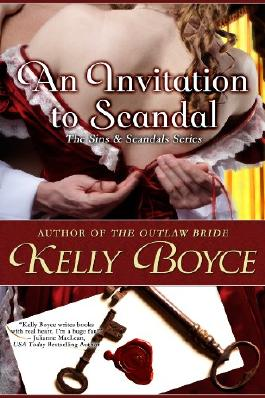 An Invitation to Scandal (The Sins & Scandals Series Book 1)