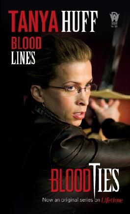 Blood Lines (Blood Series Book 3)