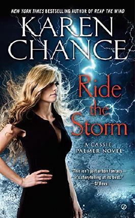 Ride the Storm (Cassie Palmer)
