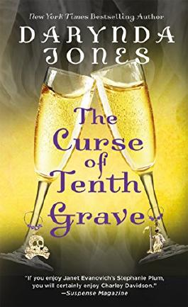 The Curse of Tenth Grave: A Novel (Charley Davidson Series)