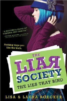 The Lies That Bind (Liar Society)
