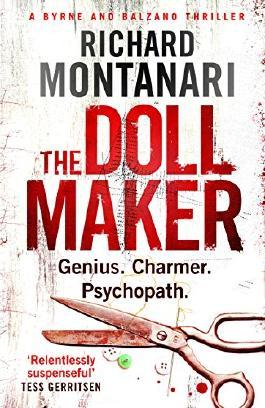 The Doll Maker (Byrne & Balzano Book 8)