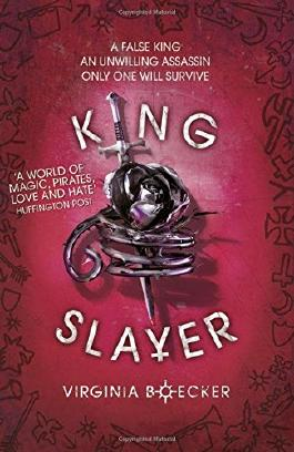 King Slayer: Book 2 (Witch Hunter)