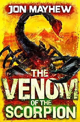 The Venom of the Scorpion (Monster Odyssey 4)
