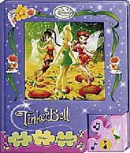 Mein Lieder-Puzzlespaß TinkerBell