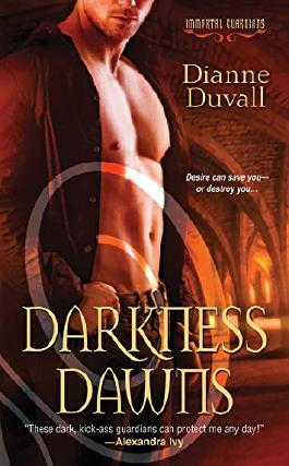Darkness Dawns (Immortal Guardians series Book 1)
