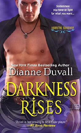Darkness Rises (Immortal Guardians series Book 4)
