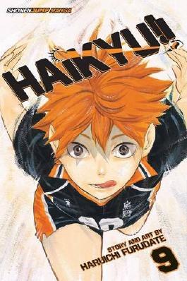 Haikyu!!, Vol. 9