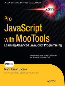 Pro Javascript With MooTools