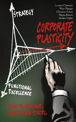 Corporate Plasticity: How to Change, Adapt, and Excel