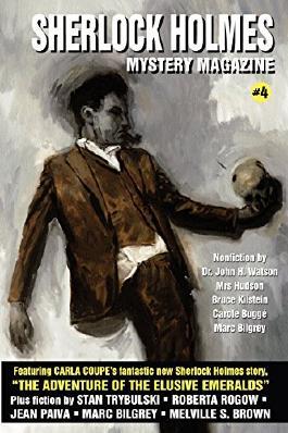 Sherlock Holmes Mystery Magazine 4